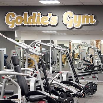 Goldies gym фото