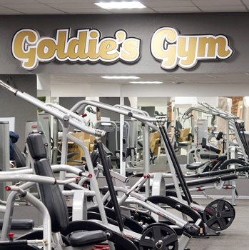 Goldies gym фото
