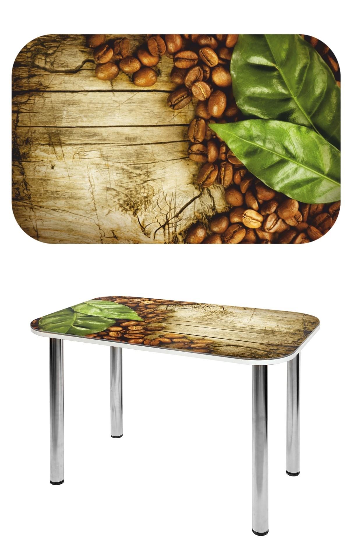 Прямоугольный стеклянный стол СО-Д-02-11