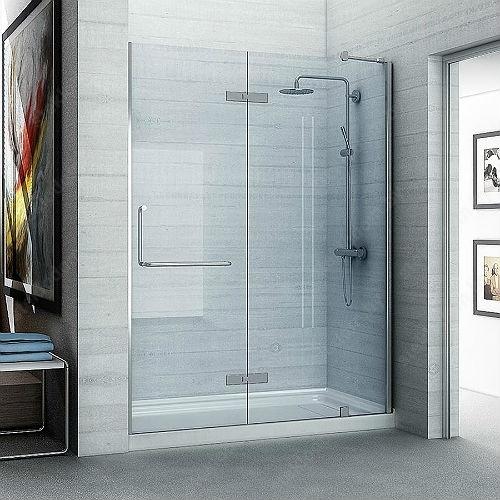 Стеклянные двери для душа/ванны