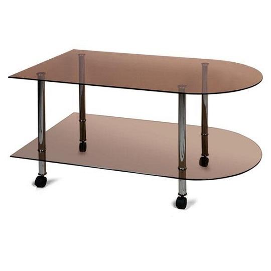 Журнальный столик Медуза