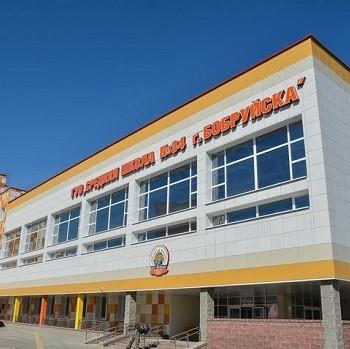 Школа №34 г. Бобруйск фото