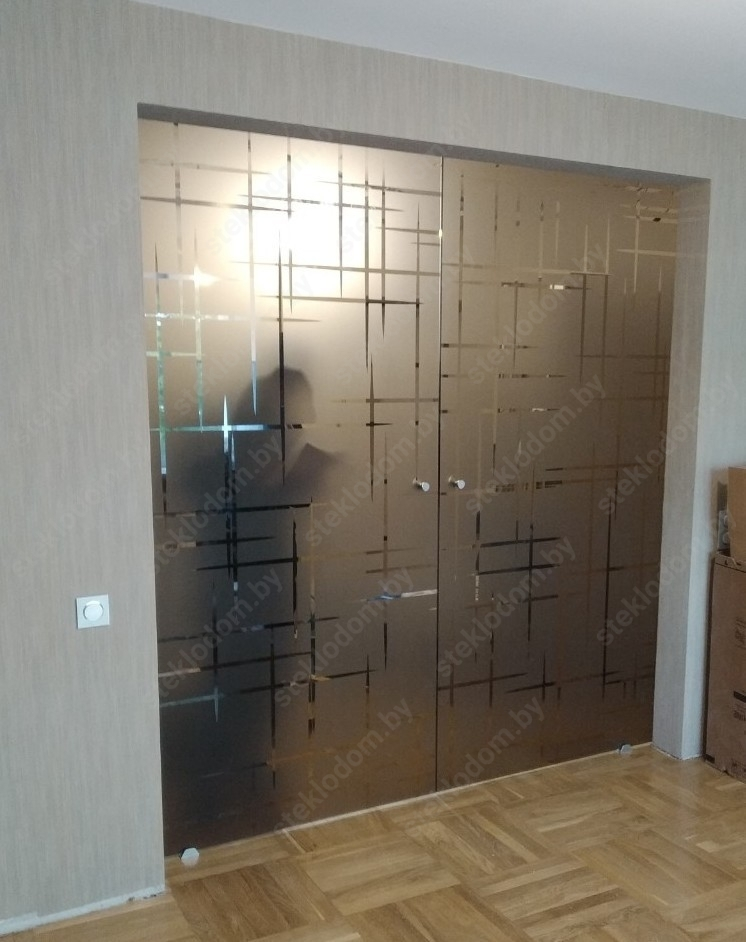 Откатные двери SL-17