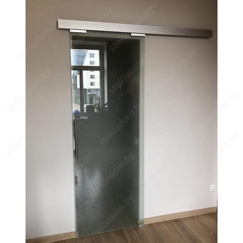 Откатная дверь на закрытом механизме SL-2