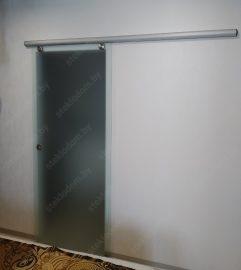 Откатная дверь на закрытом механизме SL-8