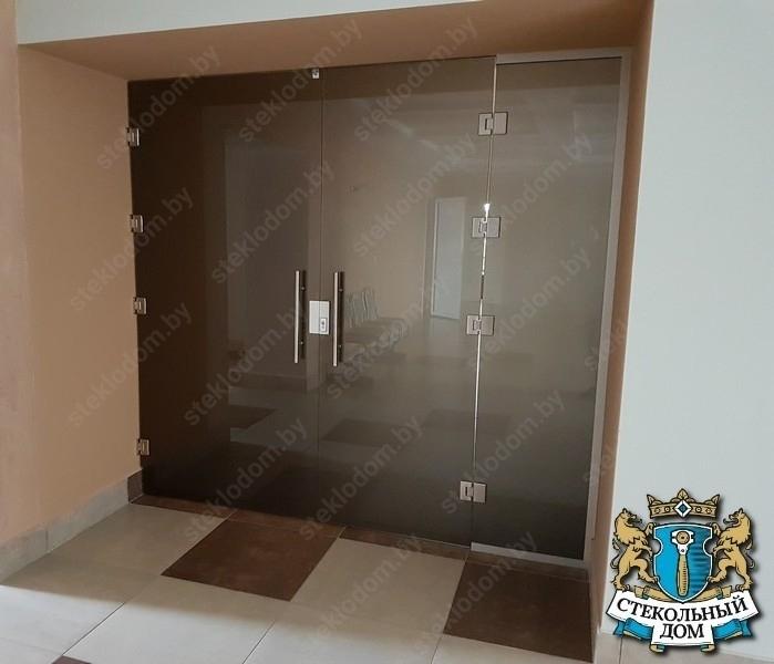 Двухстворчатая распашная дверь SWD-12