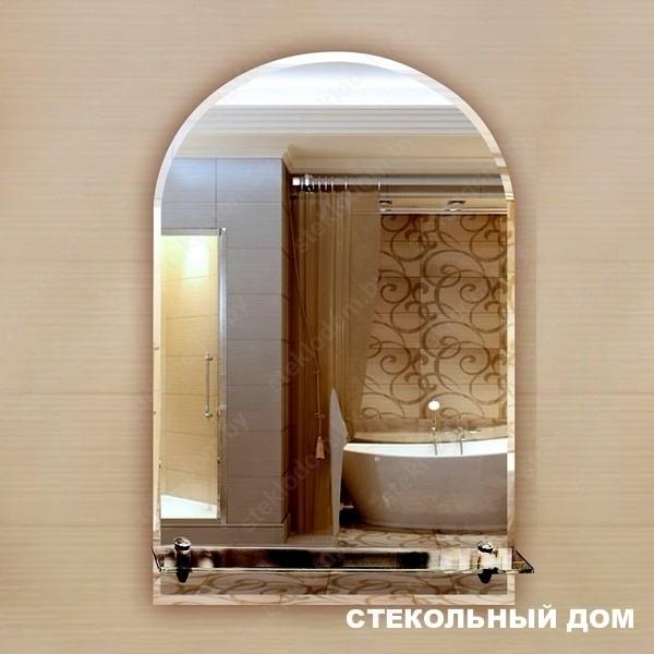 Зеркало с полкой ZV-9