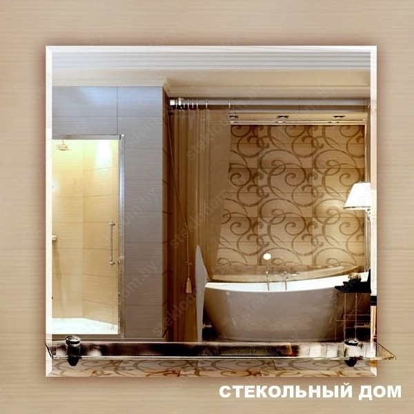 Зеркало с полкой ZV-3