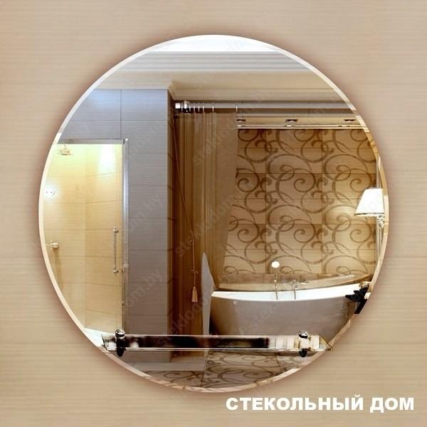 Зеркало с полкой ZV-4