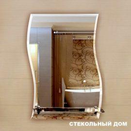Зеркало с полкой ZV-6