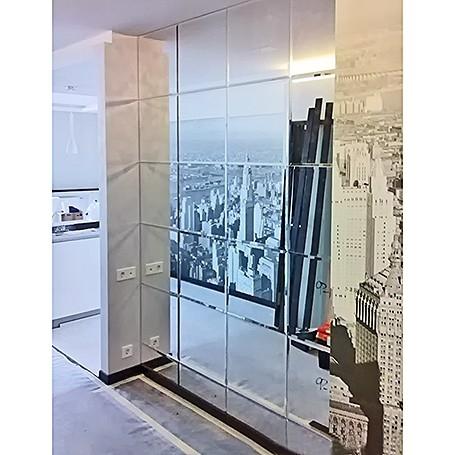 Зеркальная плитка МТ-6