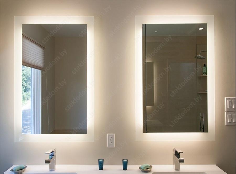 Гримерные зеркала фото