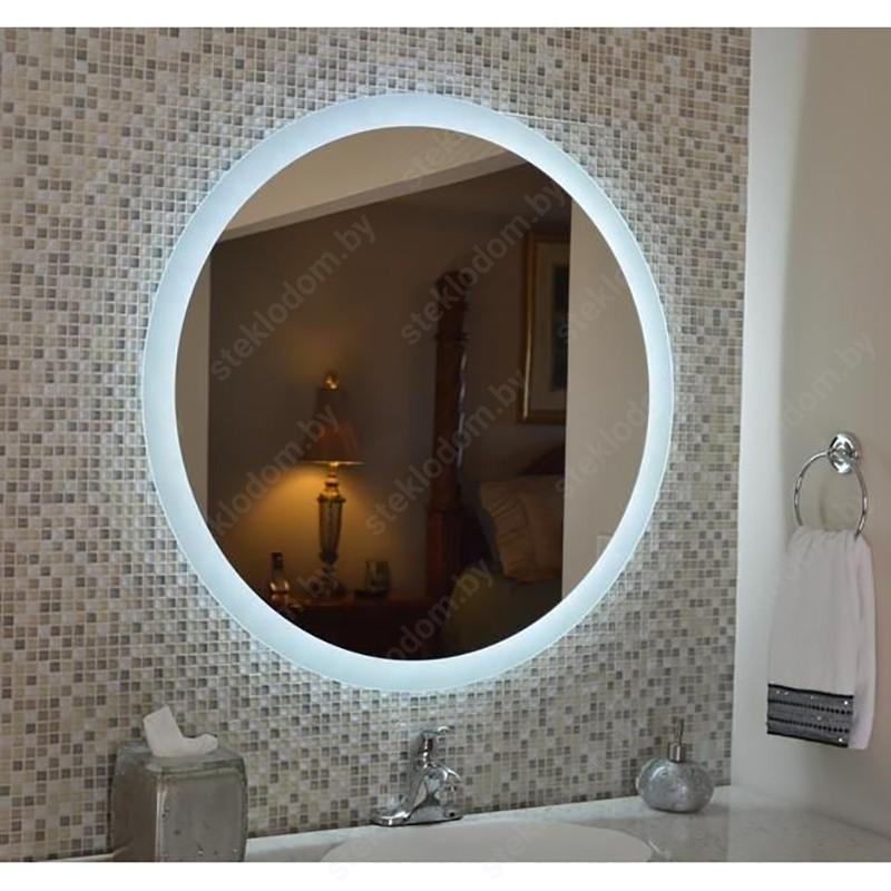 Зеркала в ванную с подсветкой фото