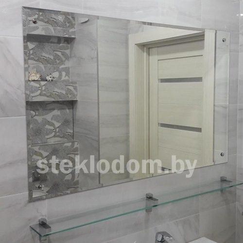 Как выбрать зеркало в ванную фото