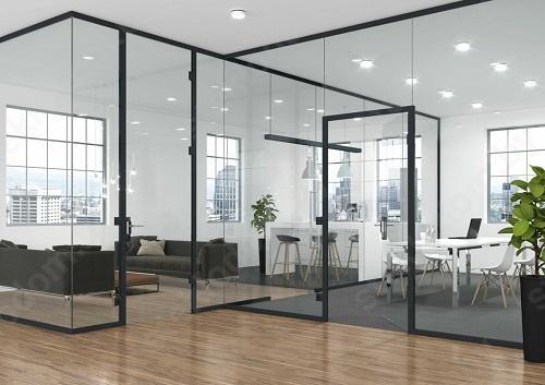 Какие перегородки выбрать в офис? фото